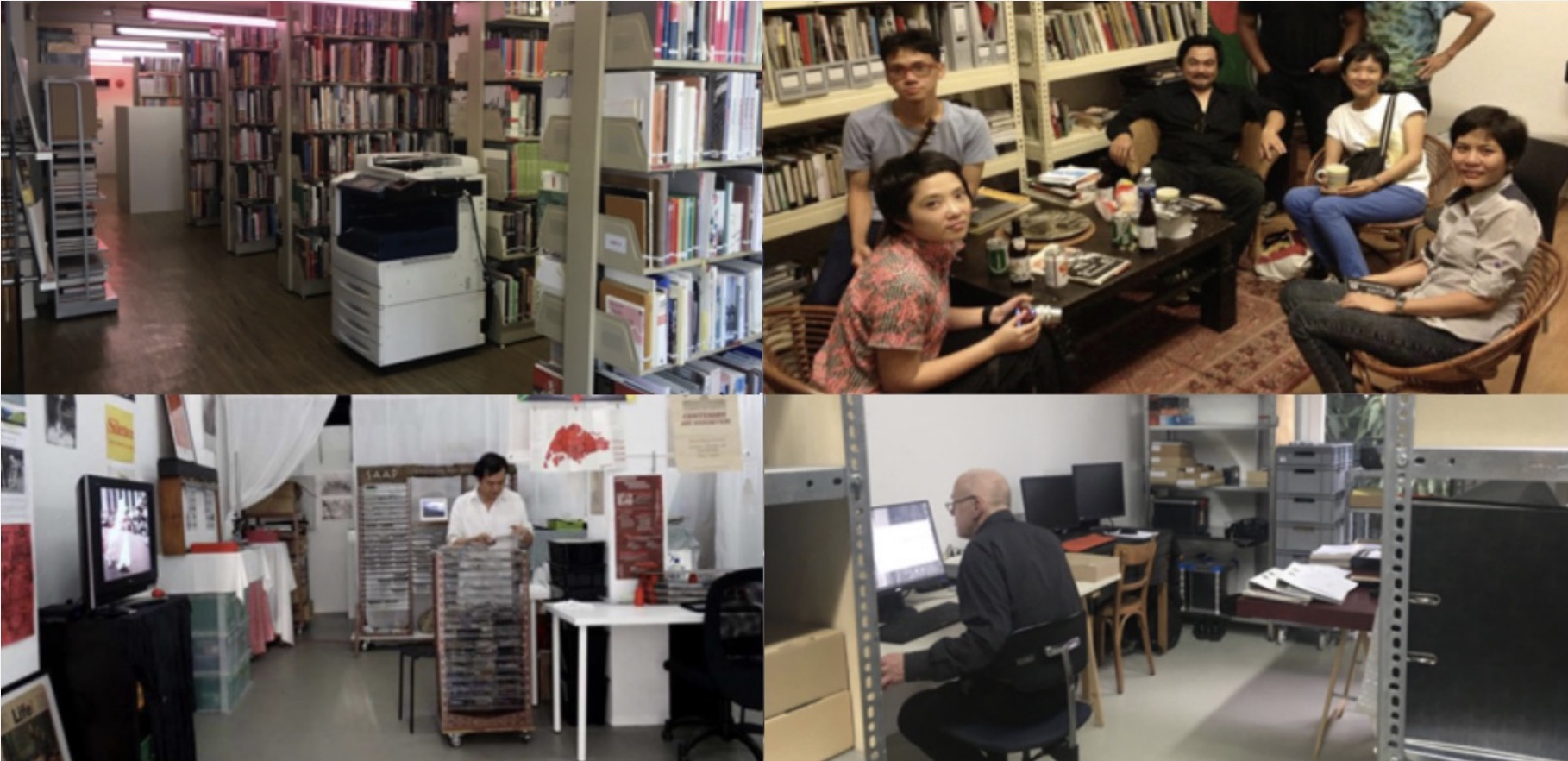 ipamia event 8: インディペンデントのアートアーカイブの意味 Introduction of Independent Art Archives in the world